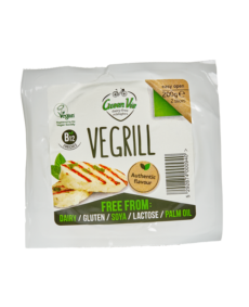 GreenVie Vegrill Blokk 200g