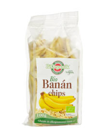 BIO banánchips 100g