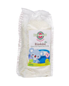 BIO gluténmentes rizskása 200g