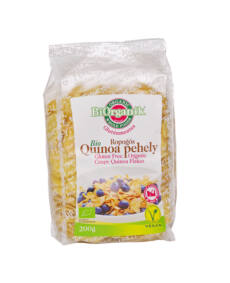 Bio gluténmentes ropogós quinoapehely 200g