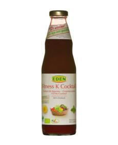 EDEN BIO Fitness koktél 750ml