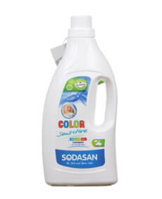 SODASAN BIO folyékony mosószer sensitiv 1,5L