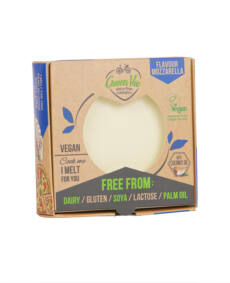 GreenVie mozzarella ízű 250g