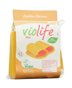 VioLife szeletelt cheddar 200g