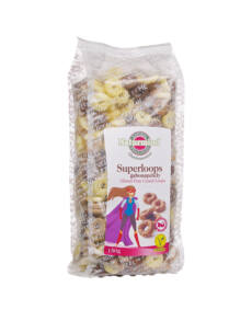 Naturmind gluténmentes reggeliző pehely - SUPERLOOPS trio 150g