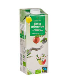 Little Miracles BIO zöld tea 1L