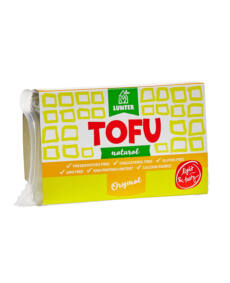 Lunter tofu natúr 180g