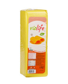 VioLife érett cheddar 2,5kg
