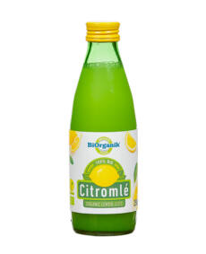 BIO citromlé 100% 250ml