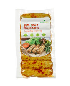Well well mini grill paprika bundában 180g