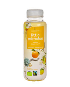 Little Miracles BIO citromfű tea 330ml