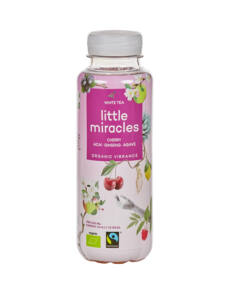 Little Miracles BIO fehér tea 330ml