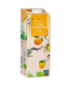 Little Miracles BIO citromfű tea 1L